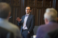 24/10/17 TIS and Scottish government held consultations about installing fire and smoke detectors in flats and hi rise- Luke Macauley- Head of Housing strategy and Quality- Scottish Gov