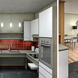 Dundee kitchen image